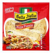 Pizza Pronta 300gr - Quatro queijos