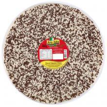 Pizza de Brigadeiro Branco
