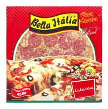 Pizza Calabresa 450gr